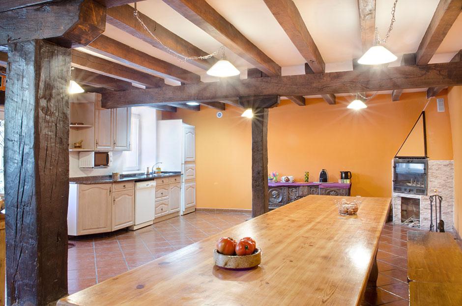 Hoteles y casas rurales en a ana casa rural madera y sal a ana - Casa rural madera y sal ...
